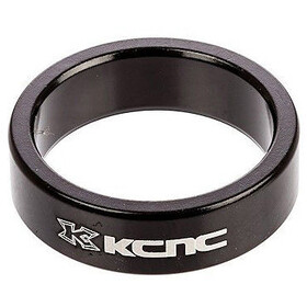 "KCNC Headset Spacer 1 1/8"" 20mm schwarz"